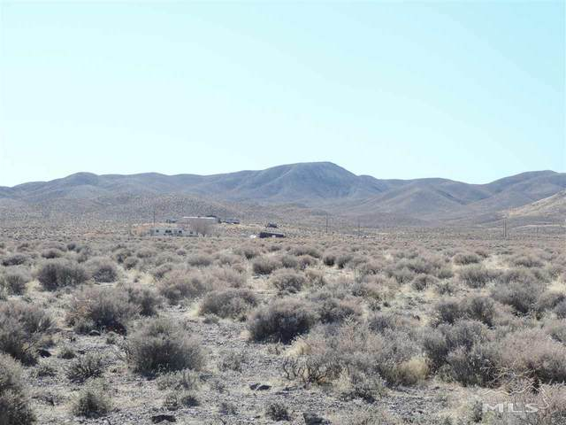 3215 W Quince, Silver Springs, NV 89429 (MLS #200005516) :: Chase International Real Estate