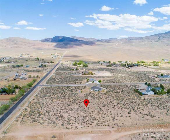699 Dayton Valley Rd, Dayton, NV 89403 (MLS #200005535) :: Chase International Real Estate