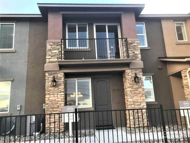 1017 Arbor, Carson City, NV 89701 (MLS #200005538) :: Vaulet Group Real Estate