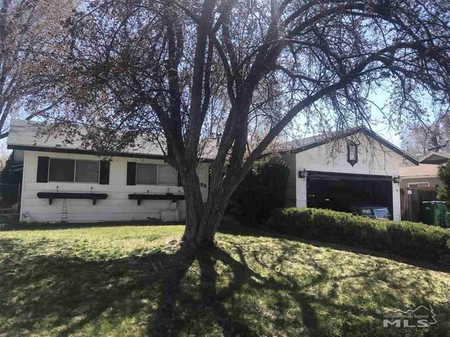 1109 E Robinson, Carson City, NV 89701 (MLS #200005544) :: NVGemme Real Estate