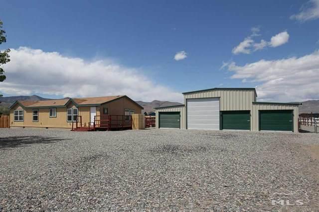 302 Phyllis Way, Stagecoach, NV 89429 (MLS #200005547) :: NVGemme Real Estate