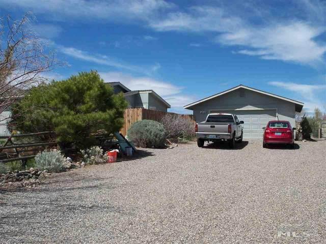 8 Santa Sophia Dr, Wellington, NV 89444 (MLS #200005554) :: Vaulet Group Real Estate