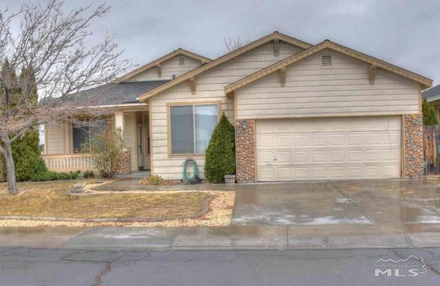 1085 Westcreek Lane, Carson City, NV 89706 (MLS #200005555) :: Ferrari-Lund Real Estate