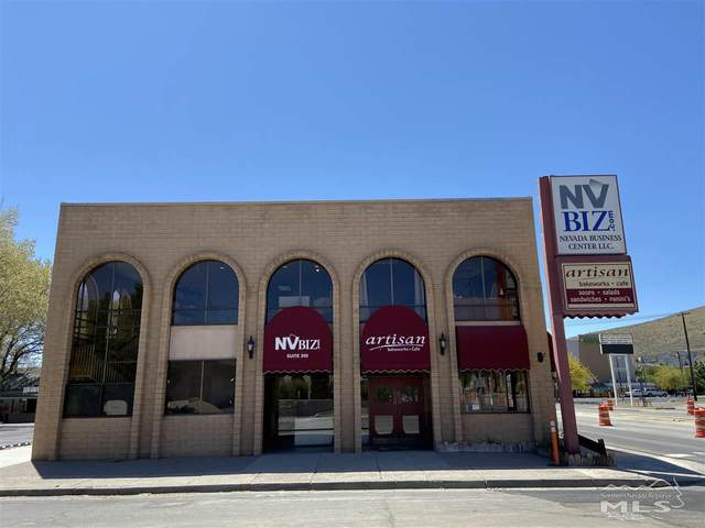701 S Carson Street, Carson City, NV 89701 (MLS #200005575) :: Harcourts NV1