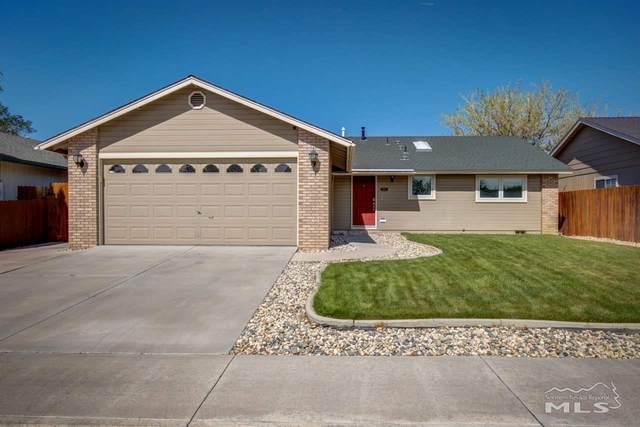 2542 Ravenshorn, Carson City, NV 89706 (MLS #200005589) :: Ferrari-Lund Real Estate