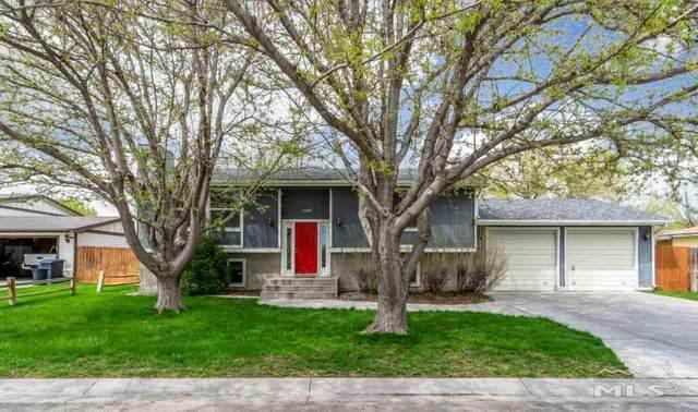 130 Oak Circle, Lovelock, NV 89419 (MLS #200005605) :: Chase International Real Estate