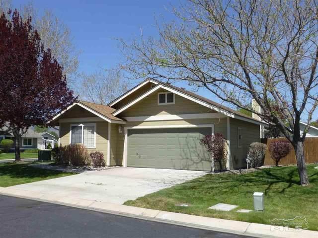 1086 Daphne, Minden, NV 89423 (MLS #200005613) :: Chase International Real Estate
