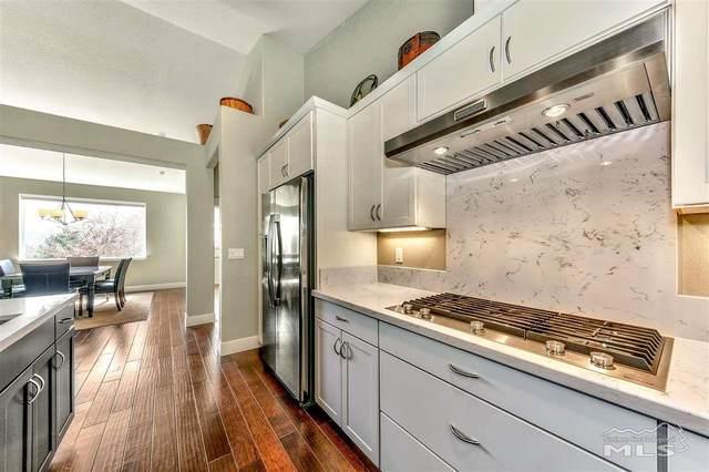 2458 Genoa Highlands Drive, Genoa, NV 89411 (MLS #200005618) :: Chase International Real Estate