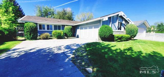 55 E Lincoln, Sparks, NV 89431 (MLS #200005619) :: NVGemme Real Estate