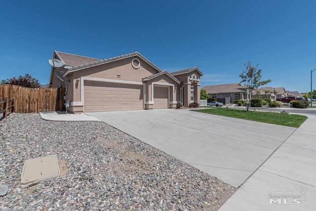 1354 Grassland Road, Dayton, NV 89403 (MLS #200005622) :: NVGemme Real Estate
