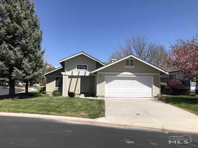 1741 Lavender Court, Minden, NV 89423 (MLS #200005633) :: Chase International Real Estate