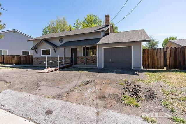 2100 Probasco Way, Sparks, NV 89431 (MLS #200005644) :: Vaulet Group Real Estate
