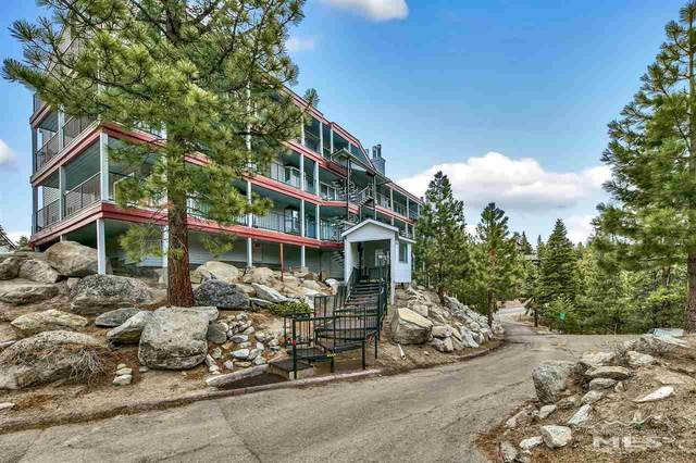 754 Boulder Ct 7-G, Stateline, NV 89449 (MLS #200005646) :: Ferrari-Lund Real Estate