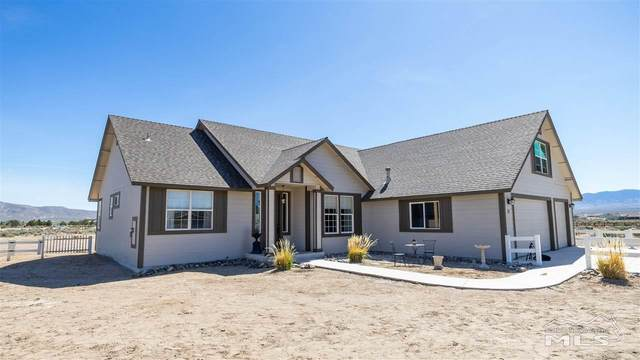 21 Desert View Dr., Smith, NV 89430 (MLS #200005653) :: NVGemme Real Estate