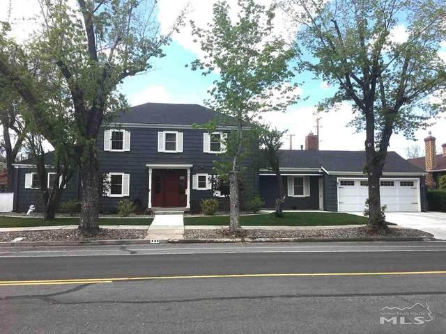 835 S Arlington, Reno, NV 89509 (MLS #200005671) :: Ferrari-Lund Real Estate