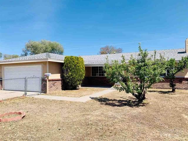 1415 Airport Road, Carson City, NV 89701 (MLS #200005675) :: Vaulet Group Real Estate