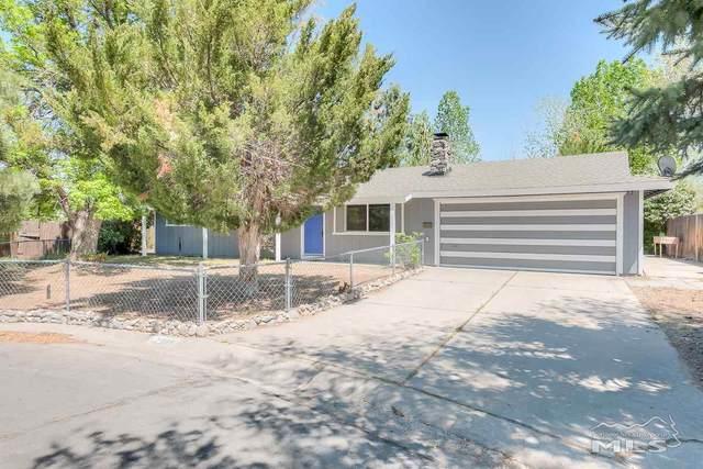 2505 Nona, Carson City, NV 89701 (MLS #200005678) :: Vaulet Group Real Estate