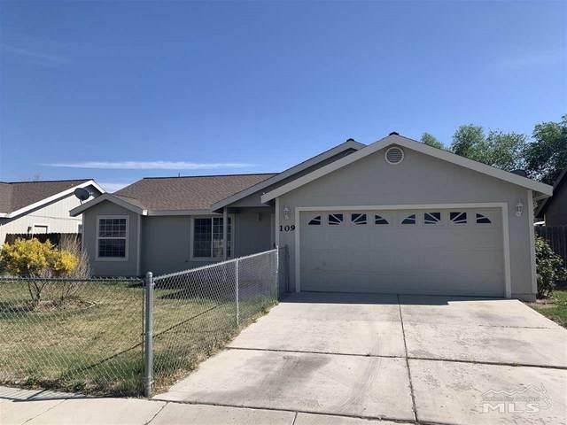 109 Primrose, Fernley, NV 89408 (MLS #200005683) :: NVGemme Real Estate