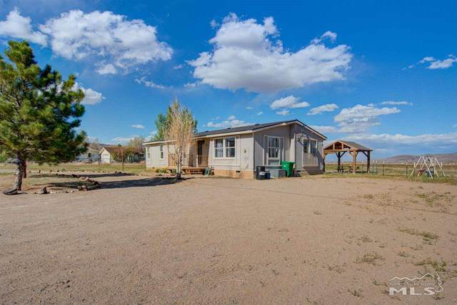 506 Leegard Ave, Stagecoach, NV 89429 (MLS #200005686) :: NVGemme Real Estate