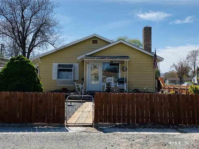 1395 Elmhurst Avenue, Lovelock, NV 89419 (MLS #200005688) :: Chase International Real Estate