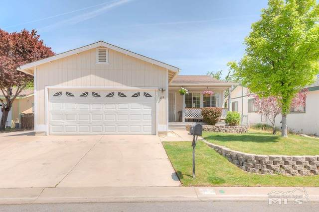 219 Cercle De La Cerese, Sparks, NV 89434 (MLS #200005699) :: Theresa Nelson Real Estate