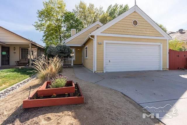 2245 Morninglory Drive, Sparks, NV 89434 (MLS #200005702) :: NVGemme Real Estate