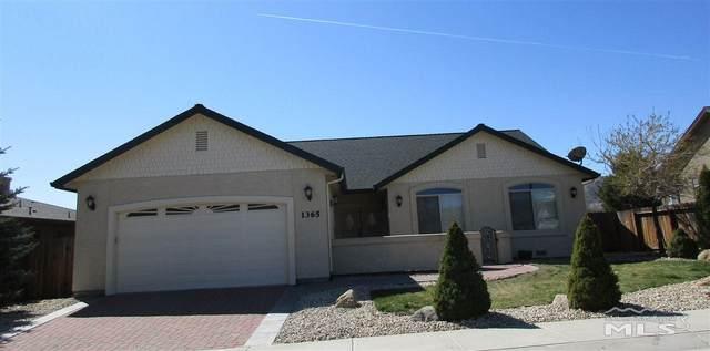 1365 Turner Court, Carson City, NV 89703 (MLS #200005709) :: NVGemme Real Estate