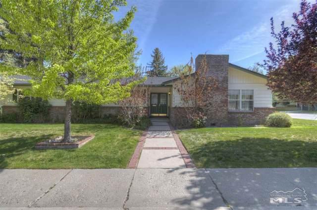 1041 W Robinson, Carson City, NV 89703 (MLS #200005712) :: NVGemme Real Estate