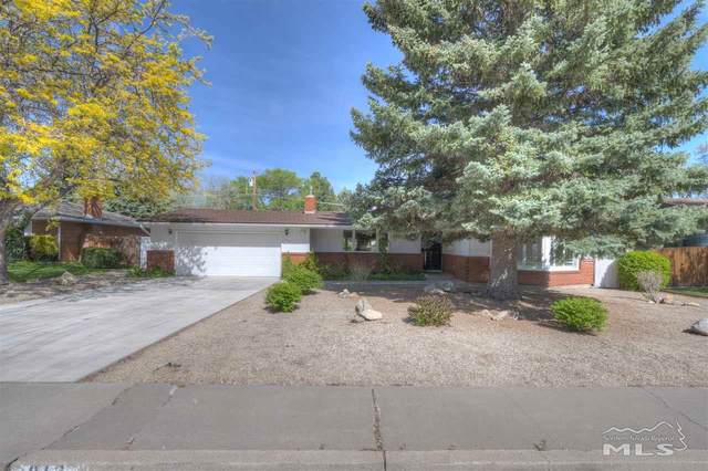813 Lexington Ave, Carson City, NV 89703 (MLS #200005714) :: Chase International Real Estate