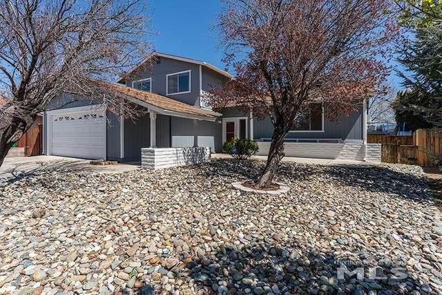 1072 Sage View Dr., Sparks, NV 89434 (MLS #200005724) :: NVGemme Real Estate