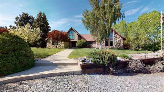 4040 Hobart Road, Carson City, NV 89703 (MLS #200005728) :: Theresa Nelson Real Estate