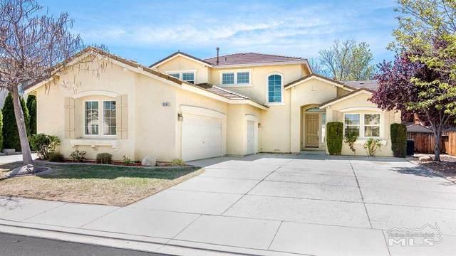 5561 Bridger Peak, Sparks, NV 89436 (MLS #200005735) :: Chase International Real Estate