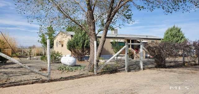 2590 E. Badger, Silver Springs, NV 89429 (MLS #200005745) :: Chase International Real Estate