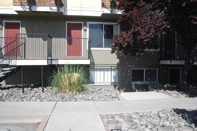 1412 E 9 TH #5, Reno, NV 89512 (MLS #200005768) :: NVGemme Real Estate