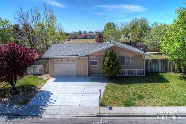401 Agate Drive, Carson City, NV 89706 (MLS #200005770) :: Vaulet Group Real Estate