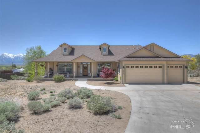 2572 Nye, Minden, NV 89423 (MLS #200005779) :: Chase International Real Estate