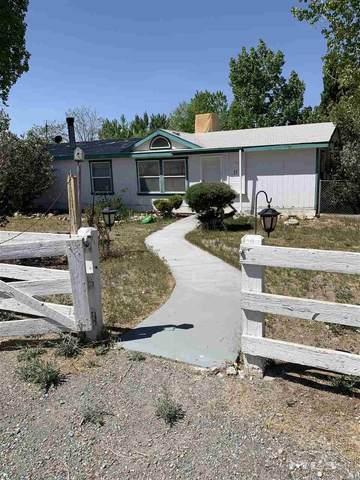 15 Canyon Drive, Lovelock, NV 89419 (MLS #200005780) :: Chase International Real Estate