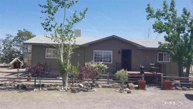 3035 E 5th Street, Silver Springs, NV 89429 (MLS #200005795) :: Chase International Real Estate