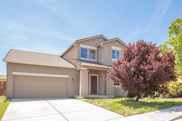 584 Sonora Pass Court, Sparks, NV 89436 (MLS #200005812) :: Chase International Real Estate