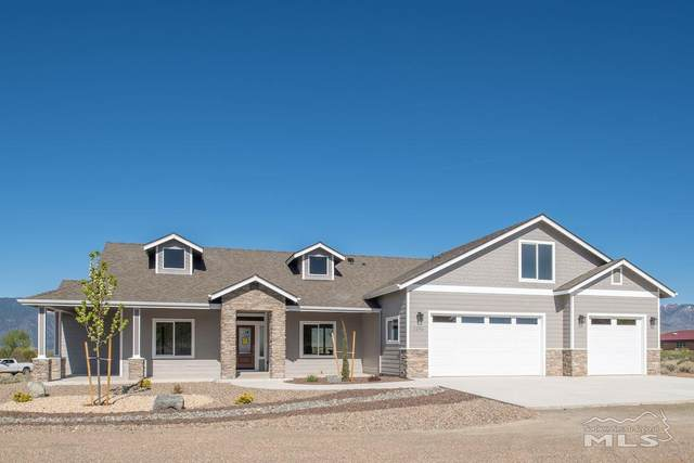 1496 Brandi Rose Way, Minden, NV 89423 (MLS #200005819) :: Fink Morales Hall Group