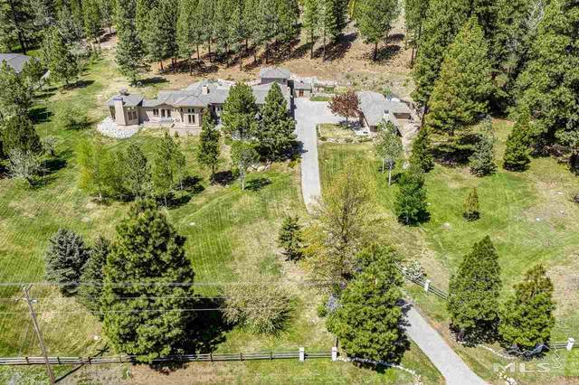 6135 Franktown Road, Washoe Valley, NV 89704 (MLS #200005831) :: Fink Morales Hall Group