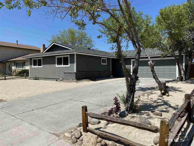 962 Desert View, Sparks, NV 89434 (MLS #200005840) :: Harcourts NV1