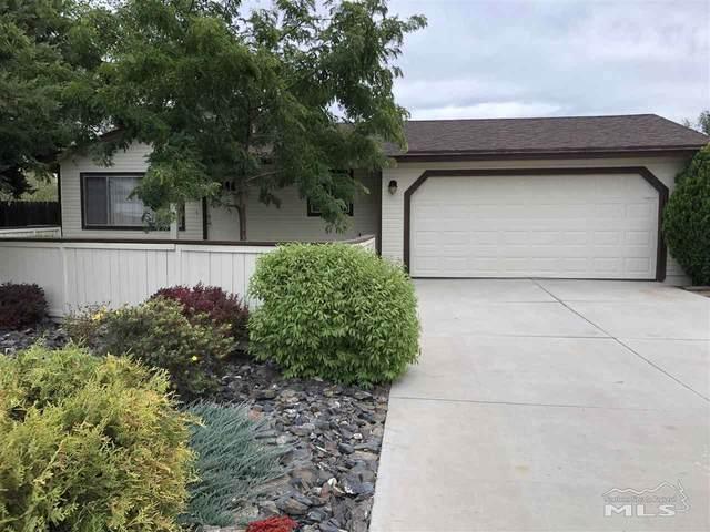 411 Keystone Drive, Dayton, NV 89403 (MLS #200005868) :: Chase International Real Estate