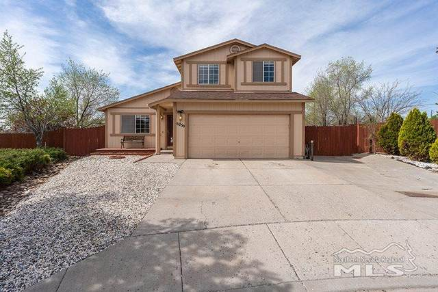 6230 W Cree Ct, Sun Valley, NV 89433 (MLS #200005869) :: Ferrari-Lund Real Estate