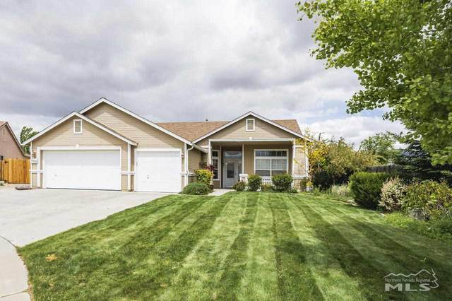 7824 Almeria Ct, Sparks, NV 89436 (MLS #200005883) :: Chase International Real Estate