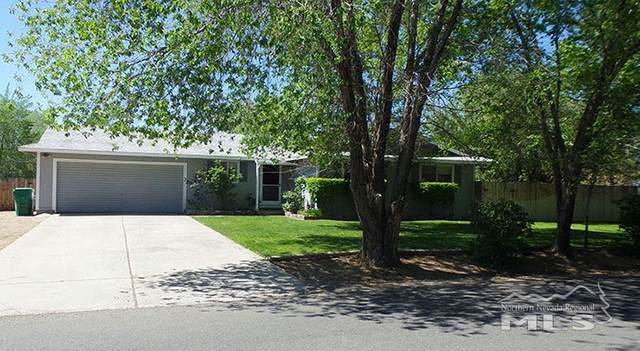 160 Ring Rd, Dayton, NV 89403 (MLS #200005892) :: Chase International Real Estate