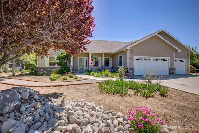 4515 Bigelow Drive, Carson City, NV 89701 (MLS #200005908) :: Harcourts NV1
