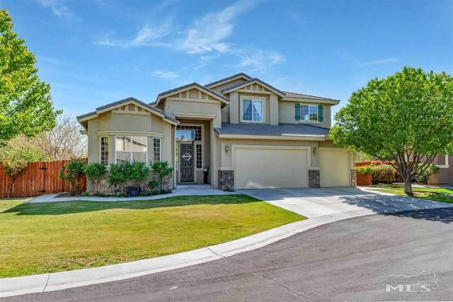 107 Canterbury Ct, Dayton, NV 89403 (MLS #200005910) :: Chase International Real Estate