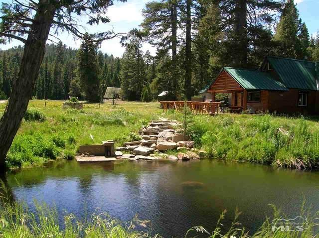 6507 Silver Fork Rd, South Lake Tahoe, Ca, CA 95720 (MLS #200005922) :: Ferrari-Lund Real Estate