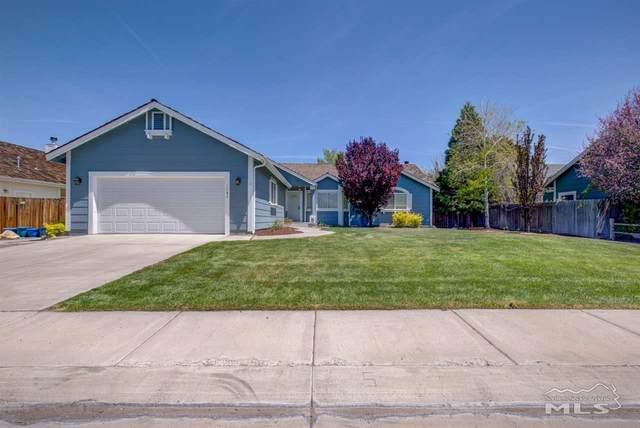 1783 Lantana Dr, Minden, NV 89423 (MLS #200005923) :: Vaulet Group Real Estate